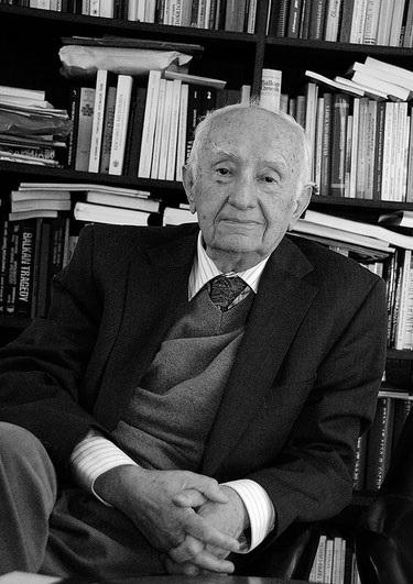 Милорад Екмечић (1928-2015). Фото: НИН